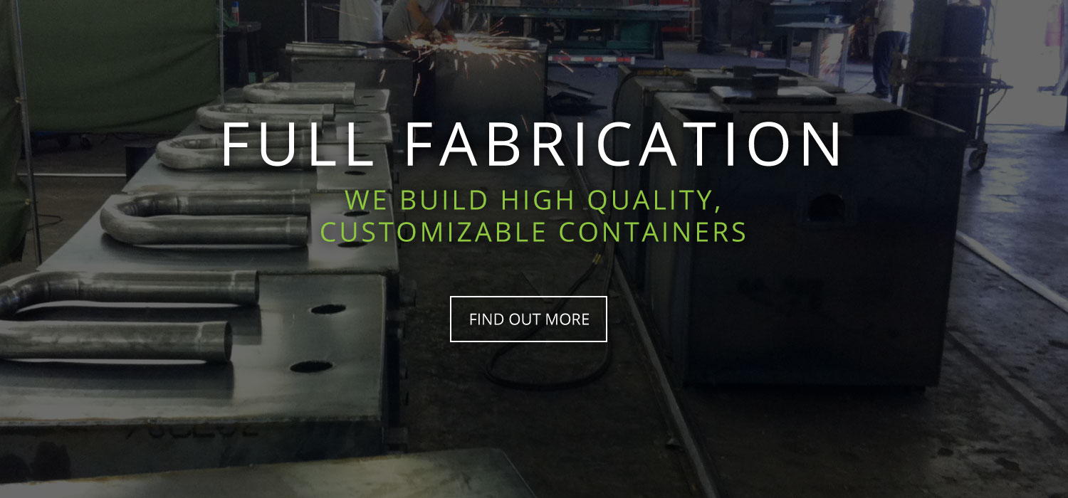 Full Fabrication Shop